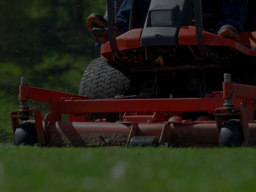 Readington Commercial Lawn Mowing