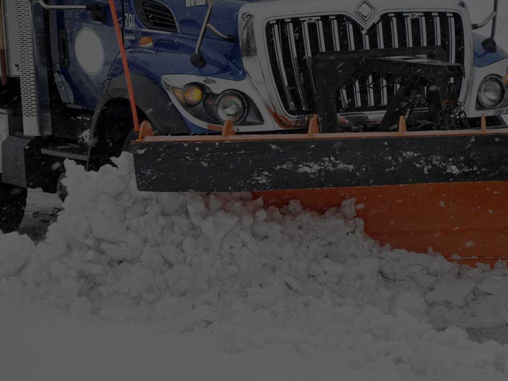 Readington Commercial Snow Removal