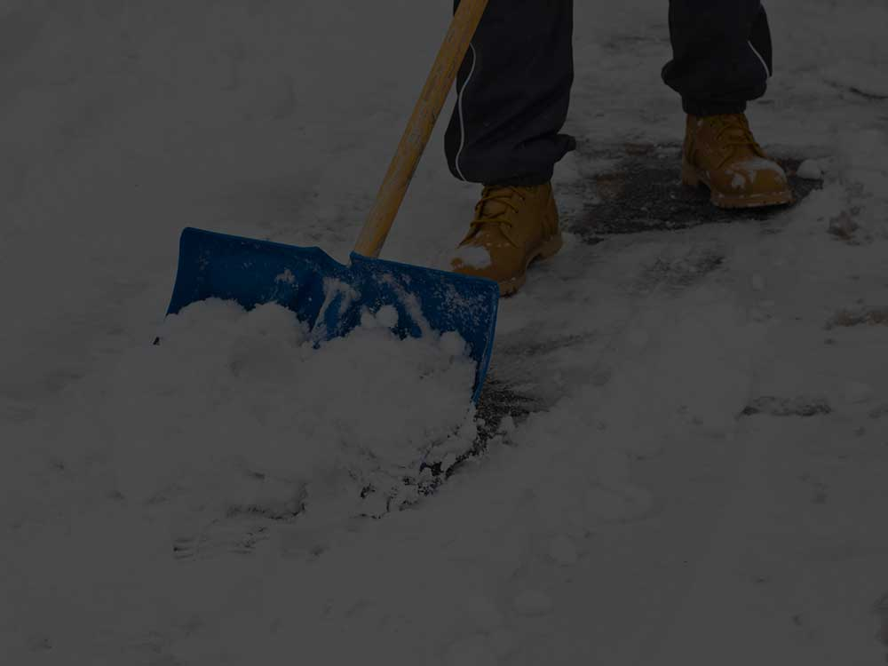 Readington Residential Snow Removal